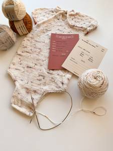 Bilde av Prosjektkort for strikk