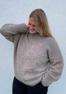 Bilde av Weekend Sweater - Garnpakke