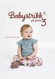 Bilde av Babystrikk på pinne 3 Hefte 03
