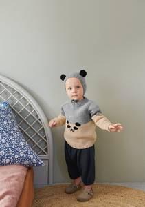 Bilde av Pandagenser Baby - Garnpakke