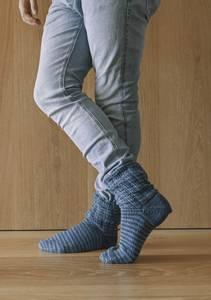 Bilde av Stripesokker småstriper - Garnpakke