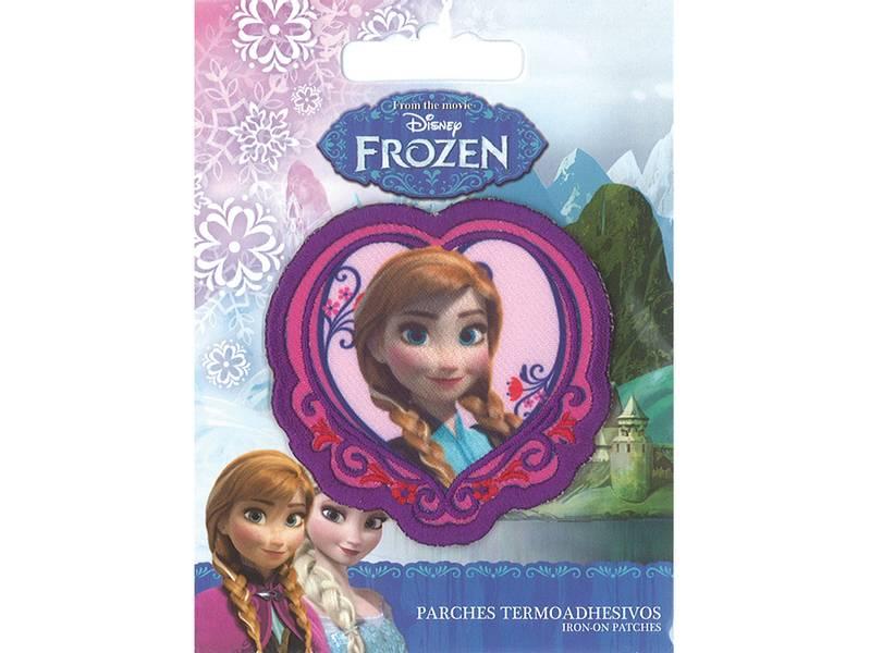 Frost/Frozen Anna I hjerte