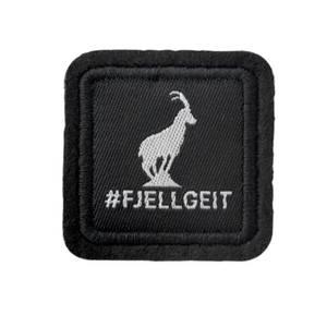 Bilde av Symerke - #FJELLGEIT- Svart