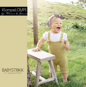 Bilde av KlompeLOMPE Babystrikk