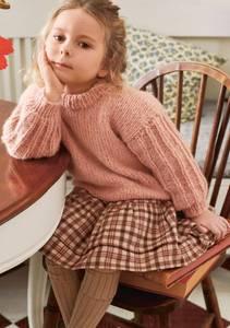 Bilde av Elsa Genser til barn - Garnpakke